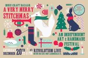 December 20, 2014 Indie Art Show