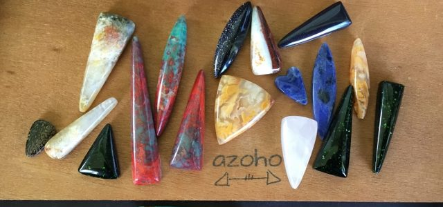 group pic of gorgeous cabochons